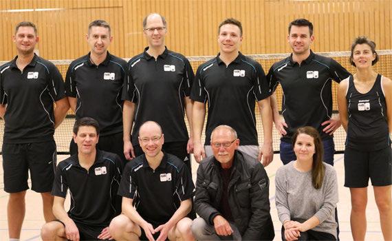 Die Gegner der Badminton-Saison 2016/2017 stehen fest
