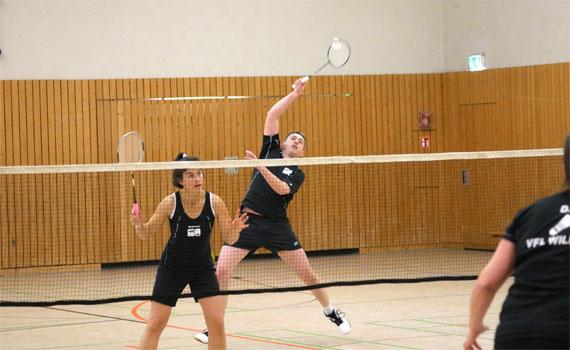 Ein weiteres Unentschieden im Badminton gegen TSV Meerbusch