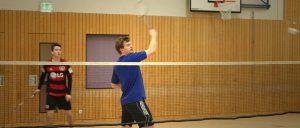 Badminton: Heimspiel vs. SG D'Dorf Unterrath