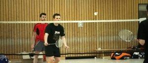 Badminton: Heimspiel vs. BC Heiligenhaus