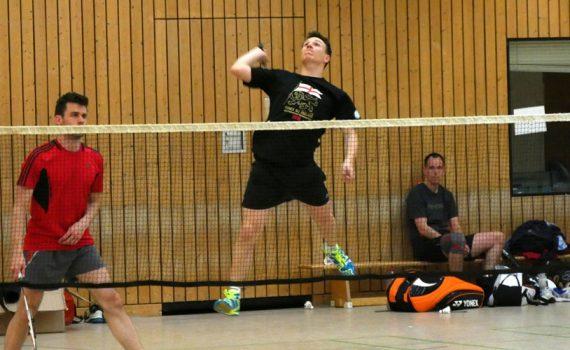 Badminton: 1. Mannschaft ringt starke FCL'er nieder