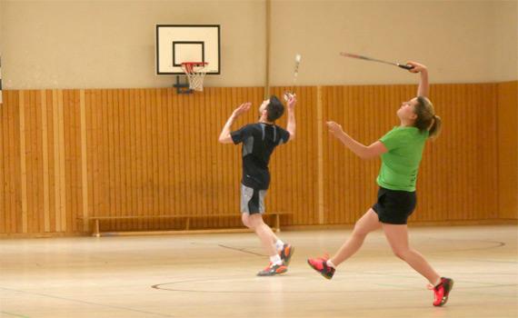 7:1 - Eine Symphonie für unsere Badminton-Seele