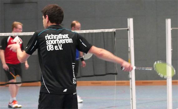 Badminton: Die Siegesserie geht weiter