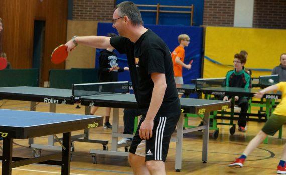 Tischtennis Vereinsmeisterschaft 2017