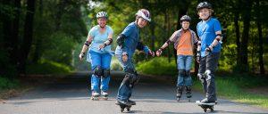 Osterferien für Kinder: Waveboarding