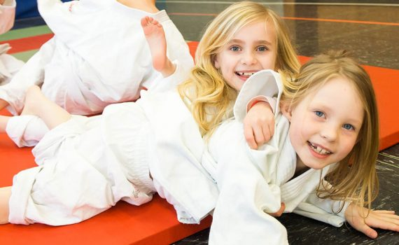 Kung Fu Toa für Kinder