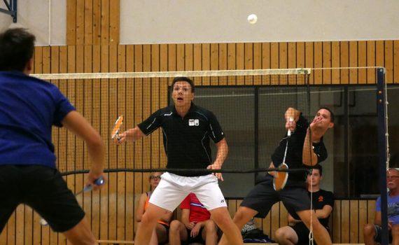 Badminton Saison beginnt mit Niederlage gegen starke Düsseldorfer