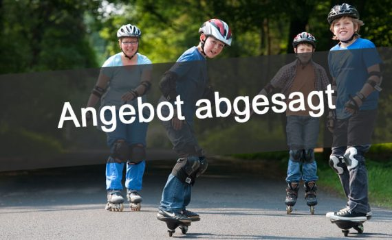 Ferienangebot für Kinder: Inlineskating in den Osterferien 2020