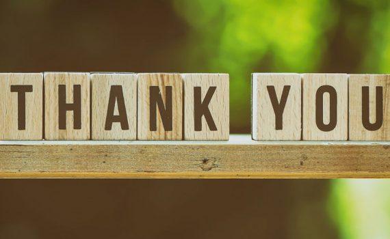 "Beitrags-Bonus: Wir möchten ""Danke"" sagen!"